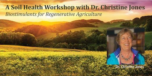 Dr. Christine Jones