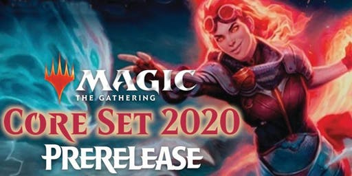 MTG Prerelease: Core 2020 (Friday at 7pm)