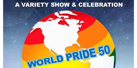Pride 50 Variety Show at the Stonewall Inn tickets