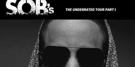 "J. Holiday ""The Underrated Tour"" Part I tickets"