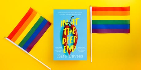 Pride in Books: queer rom-coms with author Kate Davies tickets