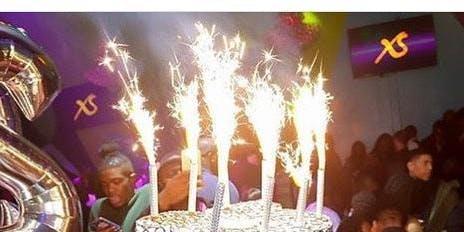 FREE VIP/ BIRTHDAY Section XO Sundays @ XS Lounge
