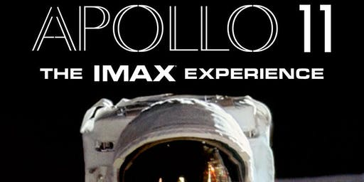 Apollo 11 at IMAX by presented by Jaguar Land Rover Edmonton