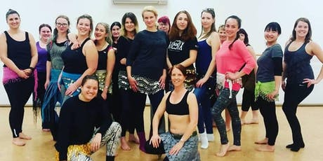 Free Belly Dance 'Taster' Class for Term 3 tickets