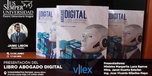 Presentación Libro Abogado Digital