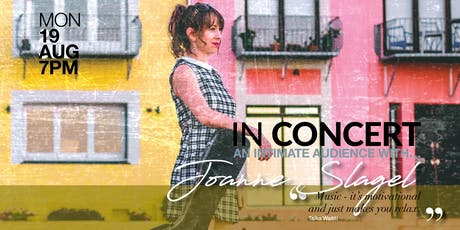 IN CONCERT || Joanne Slagel tickets