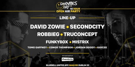 GVD Festival 2.0 | Open Air Party tickets