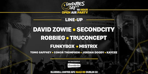 GVD Festival 2.0 | Open Air Party