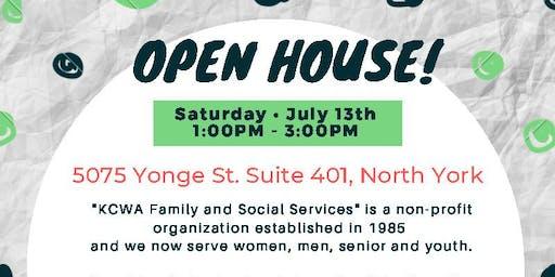 KCWA Open House