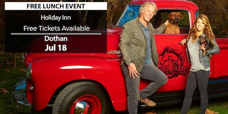 (Free) Secrets of a Real Estate Millionaire in Dothan by Scott Yancey tickets