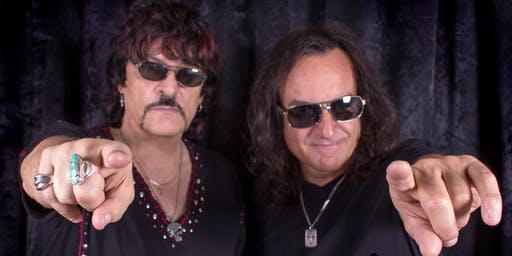 "Carmine & Vinny Appice's ""Drumming's Rock History Workshop"" & Photo Shoot"