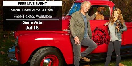 (Free) Secrets of a Real Estate Millionaire in Sierra Vista by Scott Yancey tickets