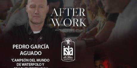 Afterwork Tenerife entradas