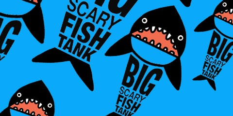 Big Scary Fish Tank