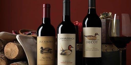 Rizzuto's & Duckhorn Wine Pairing Dinner