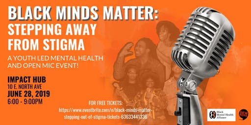 Black Minds Matter: Stepping Out Of Stigma