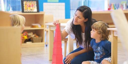 Montessori Teacher Summer Workshop