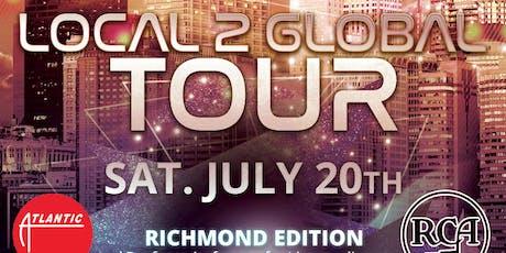 LOCAL 2 GLOBAL TOUR - RICHMOND tickets