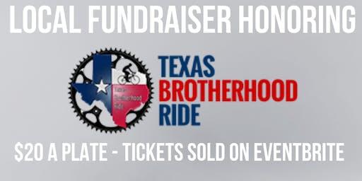 Texas Brotherhood Ride BEER and BBQ Fundraiser