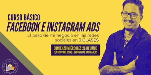 Curso Básico Facebook e Instagram ADS