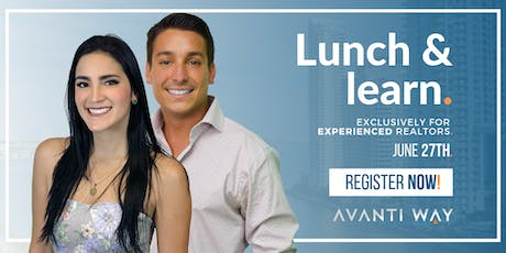 Real Estate Upgraded - Find and convert leads using Avex - Lunch & Learn tickets