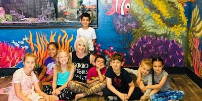 August Kids Healing Workshop Las Vegas
