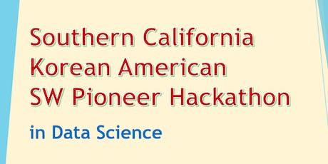 Southern California Korean American SW Pioneer Hackathon tickets