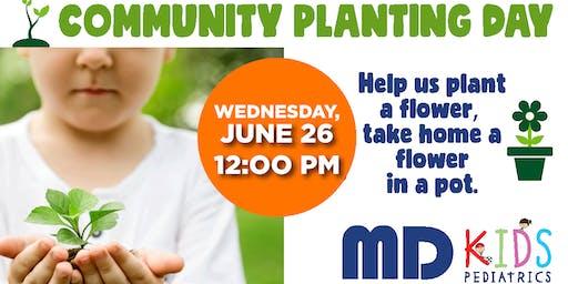 Free Summer Community Planting Day- Saner in Oak Cliff