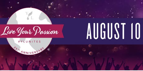 Live Your Passion Rally - Young Living Lifestyle Showcase tickets