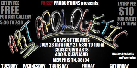 Art APologetic by Frizzy Productions tickets
