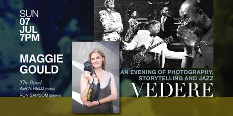 'VEDERE' || Maggie Gould & Friends tickets
