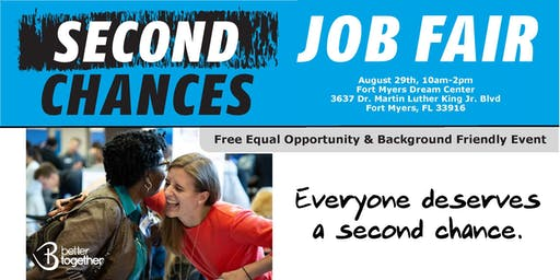 Second Chances Job Fair