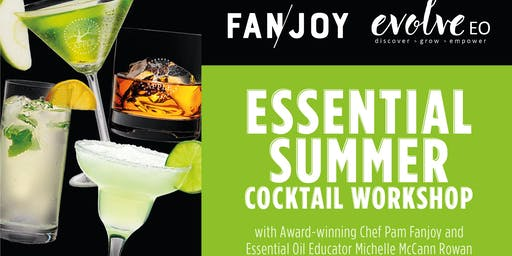 Essential Summer Cocktail Workshop
