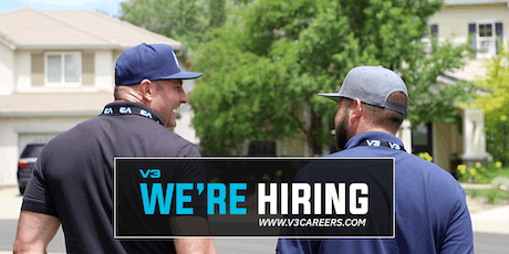 V3 Electric Hiring Event - Rancho Cucamonga tickets