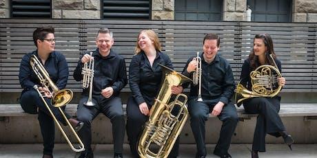 Toronto Brass Quintet tickets