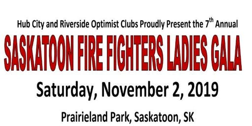 SASKATOON FIREFIGHTERS LADIES AUTUMN GALA (2019)