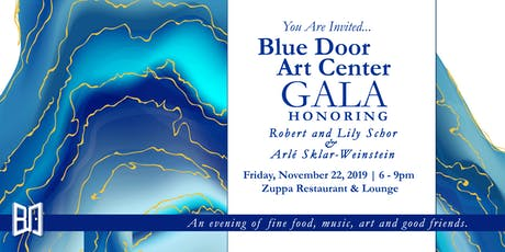 Blue Door Art Center Gala 2019 tickets