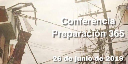 Conferencia Preparación 365