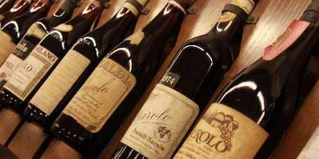 BAROLO 2015 SEMINAR & WHYNOT WINE SAVER SHOWCASE ! tickets