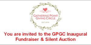 Gathering Point Giving Circle Fundraiser