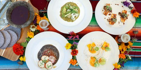 Garden Dinner Party: Mole Night with Chef Gabriel Guizar tickets