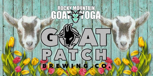 Goat Yoga - July 20th (Goat Patch Brewing)