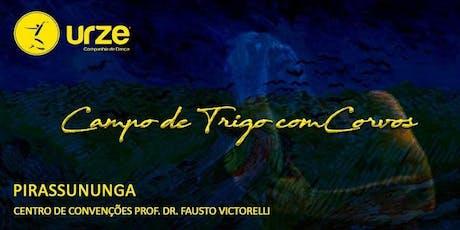 Campo de Trigo com Corvos - Urze Companhia de Dança ingressos