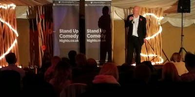 The Sleaford Comedy Club @ El Toro Thursday 26th September 2019