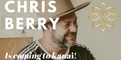 Live Music with Chris Berry @ MANDIRA
