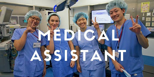 Medical Assistant Apprenticeship Informational Sessions (A/D Works)