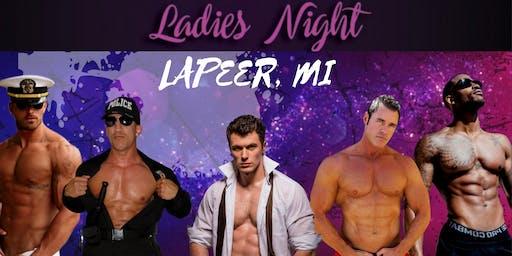 Lapeer, MI. Magic Mike Show Live. Hitch-N-Post