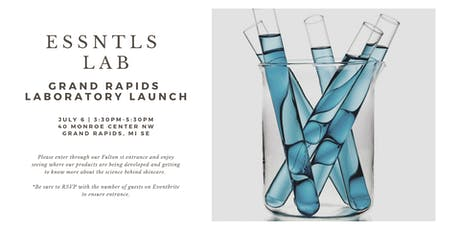 ESSNTLS Lab Launch Party tickets