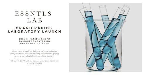 ESSNTLS Lab Launch Party