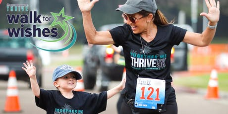 Thrive Walk For Wishes tickets